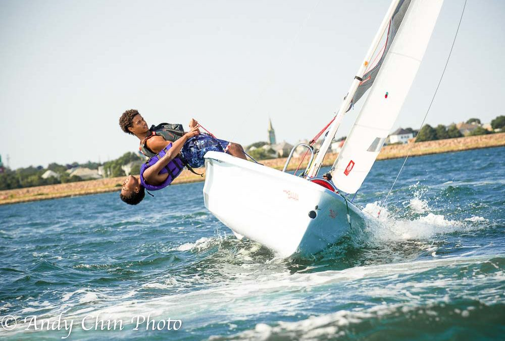 Summer Youth Sailing Program