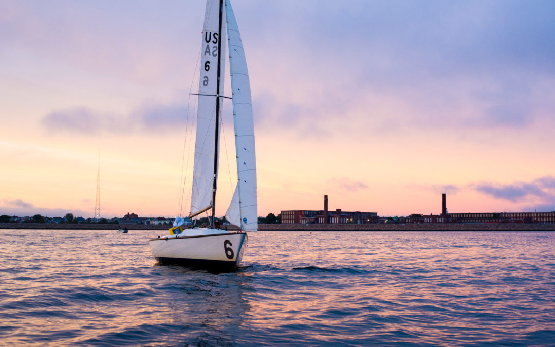 Adult Sailing Lessons