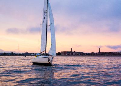 Adult Sailing Lessons