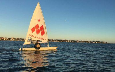 Fall Sailing at CBC